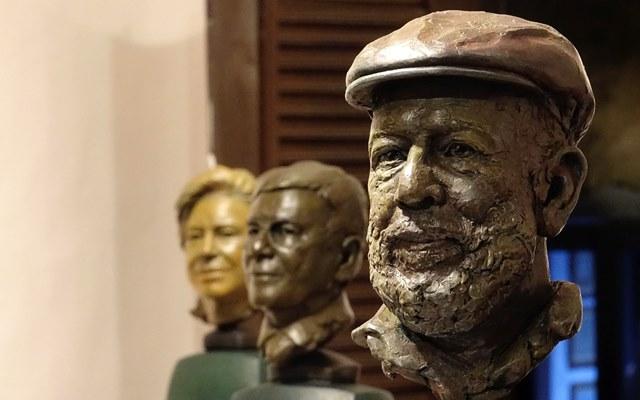 Fundación Centro Cultural Altos de Chavón y que permanecerá abierto hasta el día 3 de Marzo.